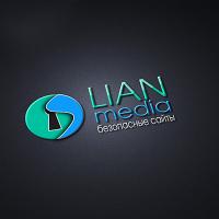 "Логотип для сайта ""LianMedia.ru"""