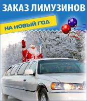 Банер Лимузины 2