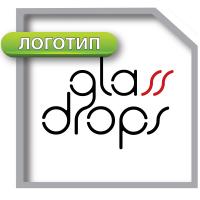 Логотип «Glass Drops²