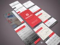 Дизайн интерфейса мобильного приложения ios, android