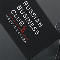 Маркетинг-кит / фирменный стиль «RBClub»