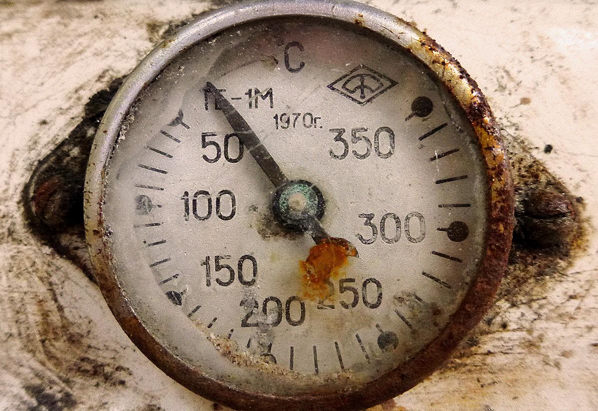Akkem's Gas Measurer
