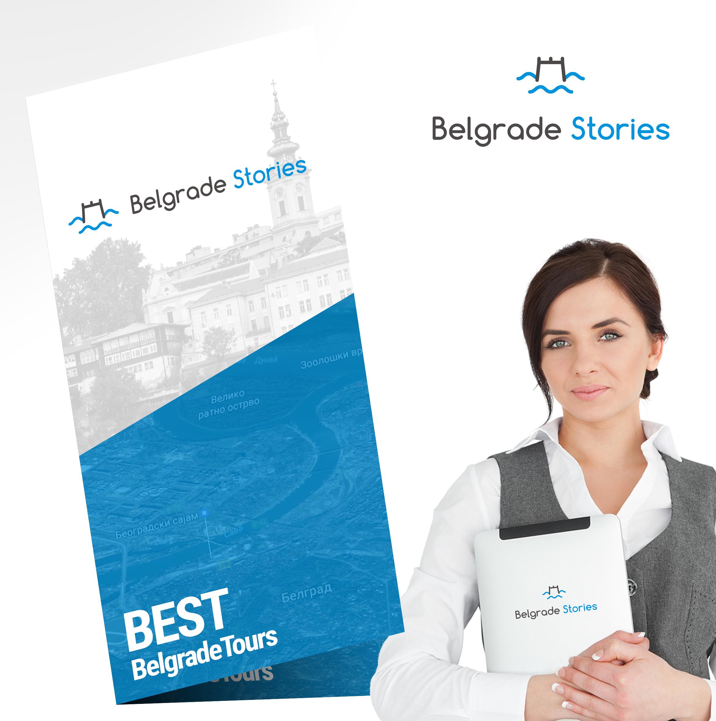 Логотип для агентства городских туров в Белграде фото f_16558907fb8c283a.jpg
