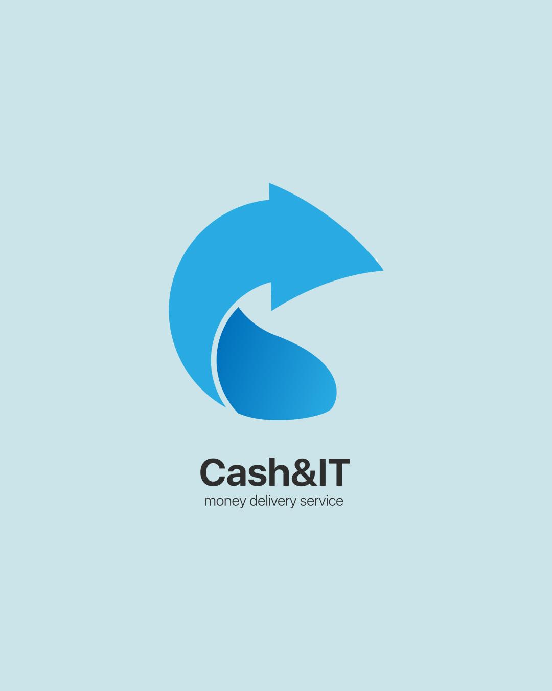 Логотип для Cash & IT - сервис доставки денег фото f_9565fda532d89ff9.jpg