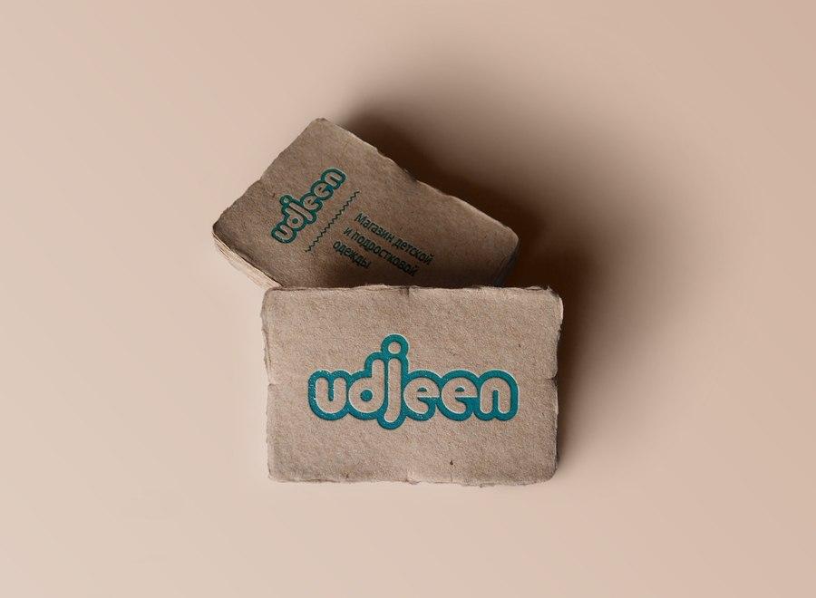 Логотип для бренда детской одежды