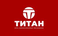 Вариант логотипа для сети комиссионных магазинов.