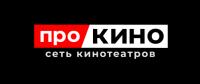 "Логотип для компании ""Про Кино"". 1-е место в конкурсе логотипов."