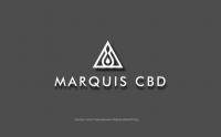 Вариант логотипа по производству масла из медицинского каннабиса.