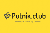 Вариант логотипа магазина для туристов.