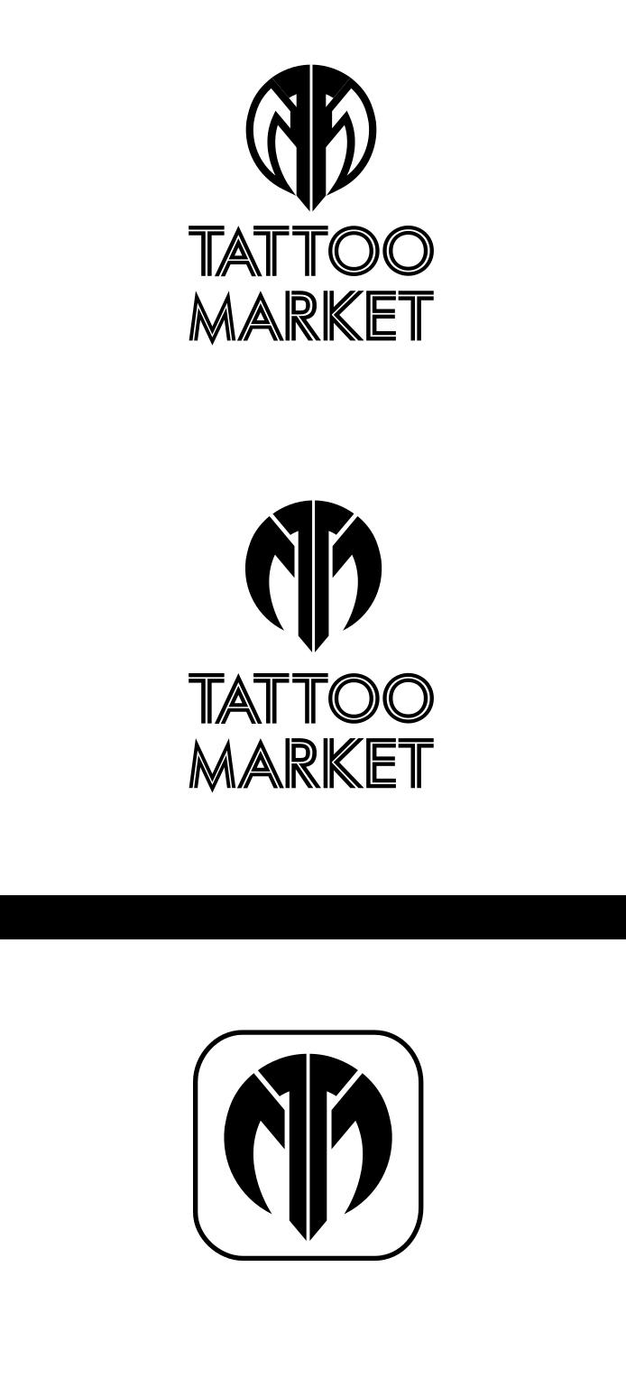 Редизайн логотипа магазина тату оборудования TattooMarket.ru фото f_7705c3a4a551a2e9.png