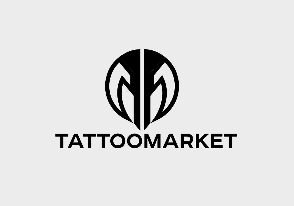 Редизайн логотипа магазина тату оборудования TattooMarket.ru фото f_8385c3a5fde005f5.png