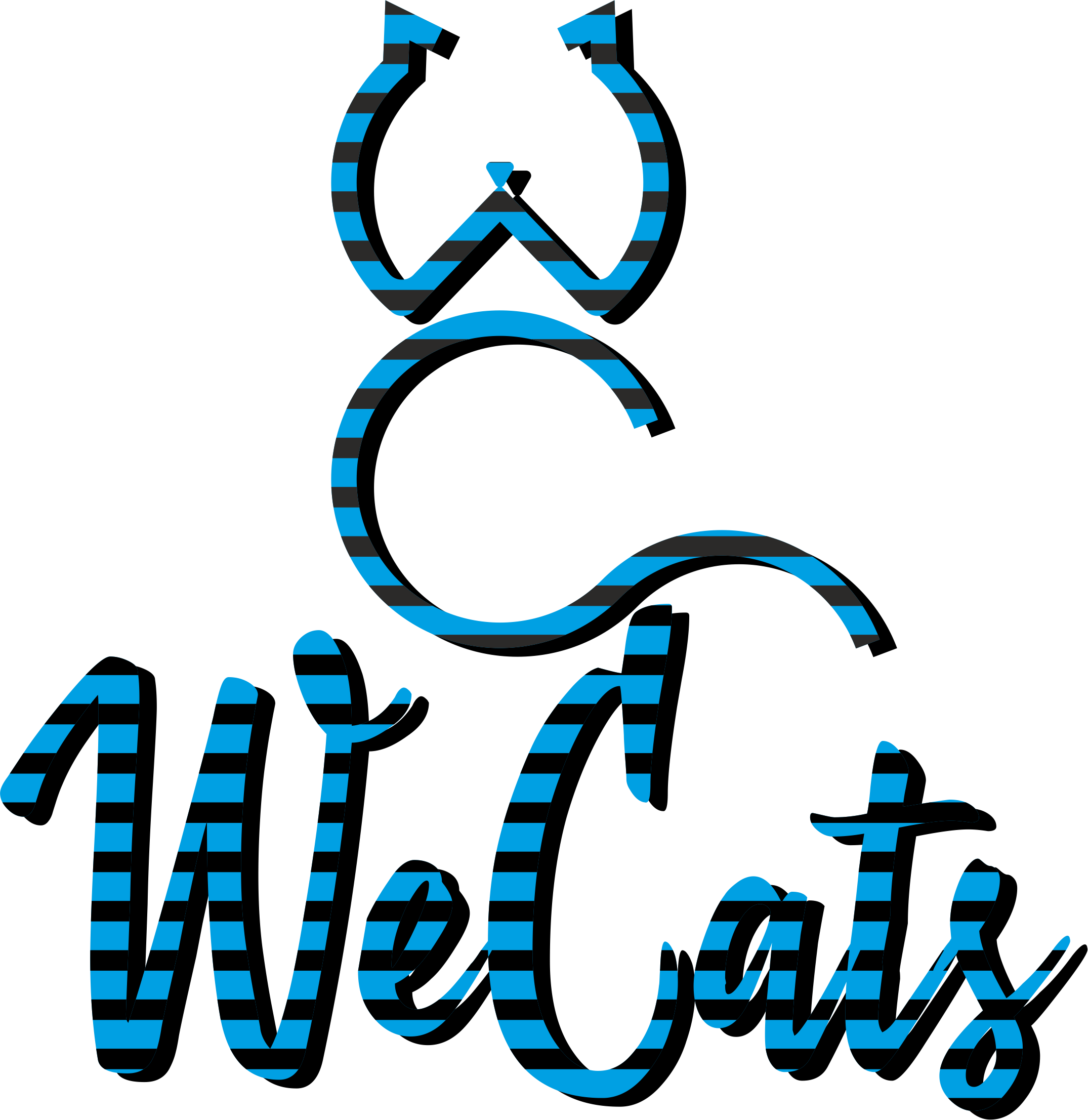 Создание логотипа WeCats фото f_8565f1adf407713c.png