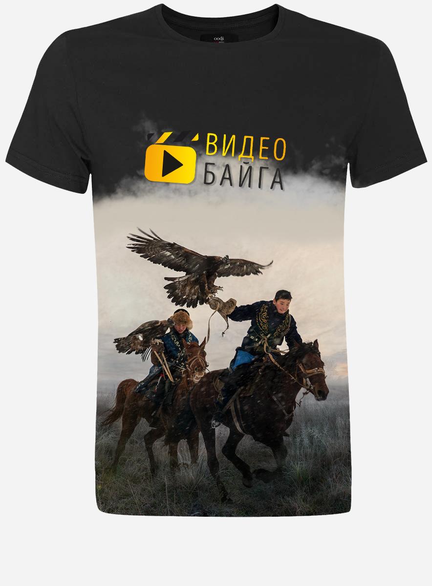 Дизайн принта на футболки для фестиваля YouTube блогеров  фото f_0585b4607327c809.jpg