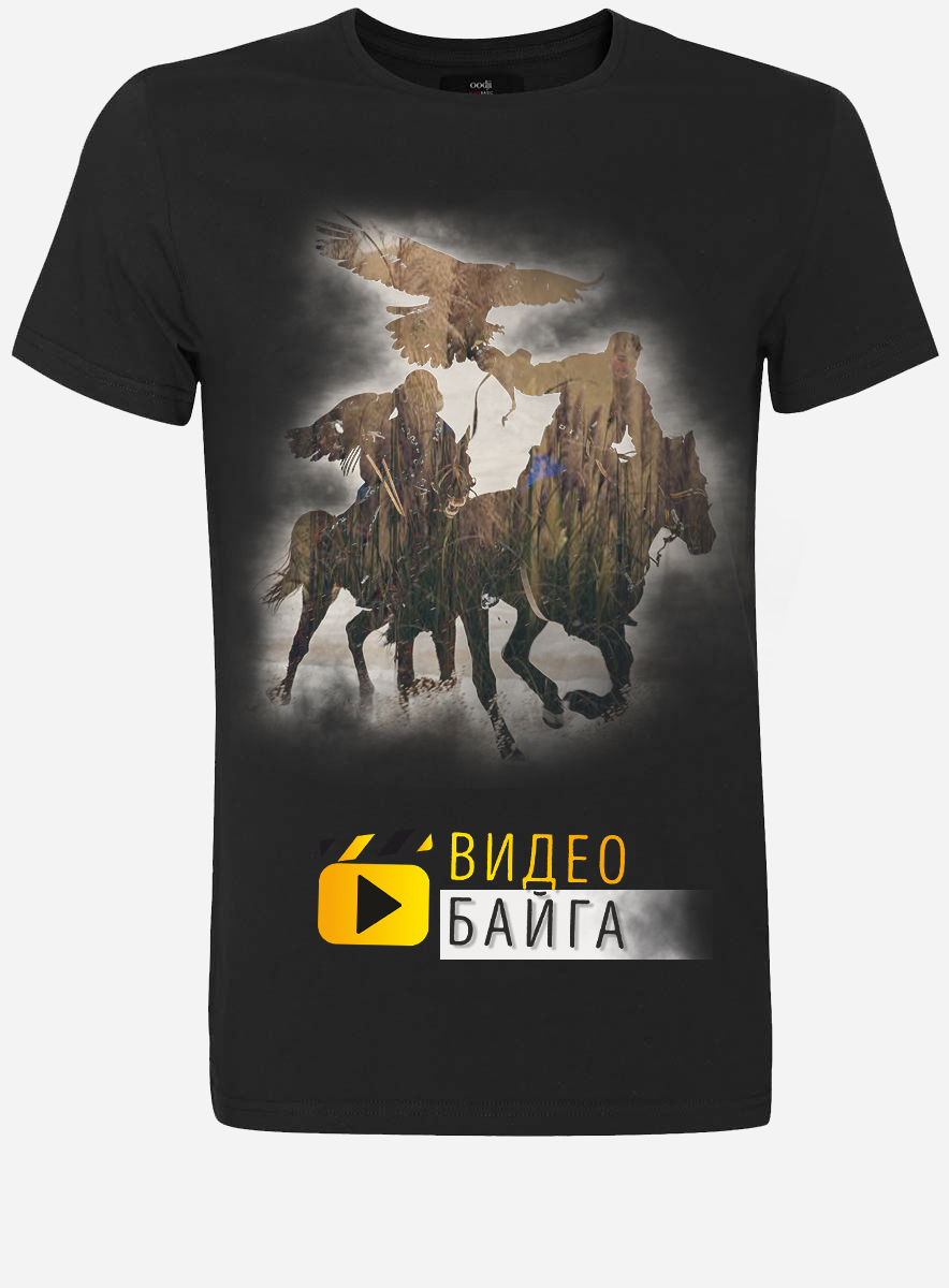 Дизайн принта на футболки для фестиваля YouTube блогеров  фото f_3665b4607397b3d1.jpg
