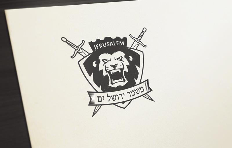 Разработка логотипа. Компания Страж Иерусалима фото f_81851f480a7a2b90.jpg