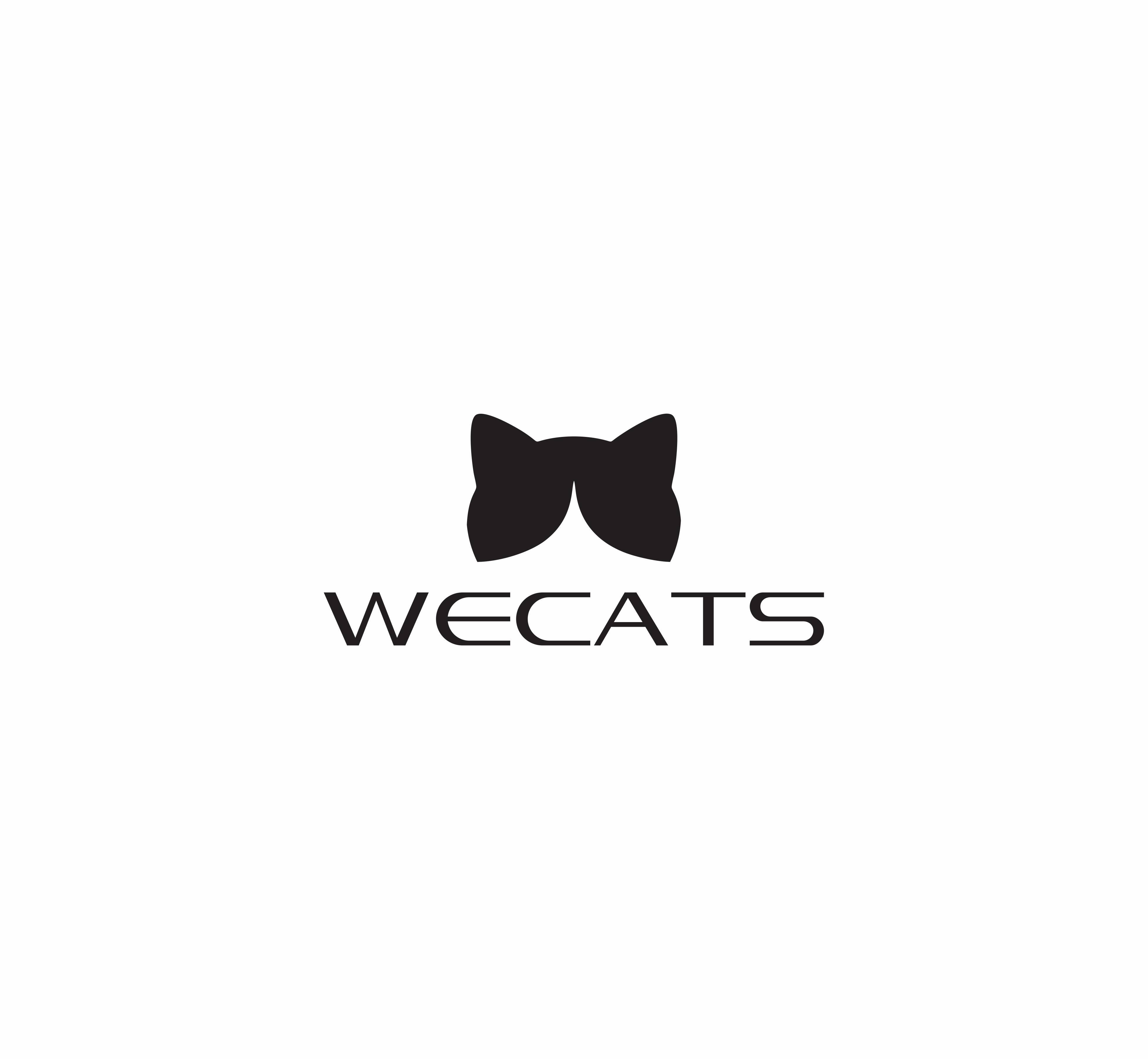 Создание логотипа WeCats фото f_2645f1925e02dfdd.jpg