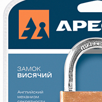 Дверная фурнитура «Apecs»
