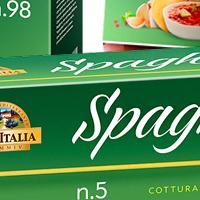 Упаковки для «Casa Italia»
