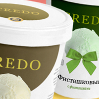 Серия мороженого «Credo»