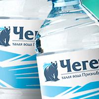 Минеральная вода «Чегет»
