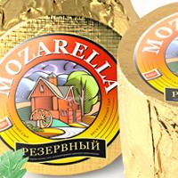 Эксклюзивный сыр «Mozarella»