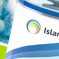 Вода «Island»