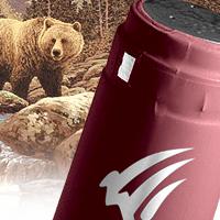Водка «Медведь»