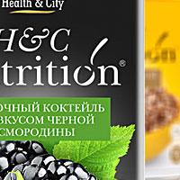 Серия сыпучих продуктов ТМ «Health & City»