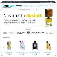Unifive - магазин парфюмерии