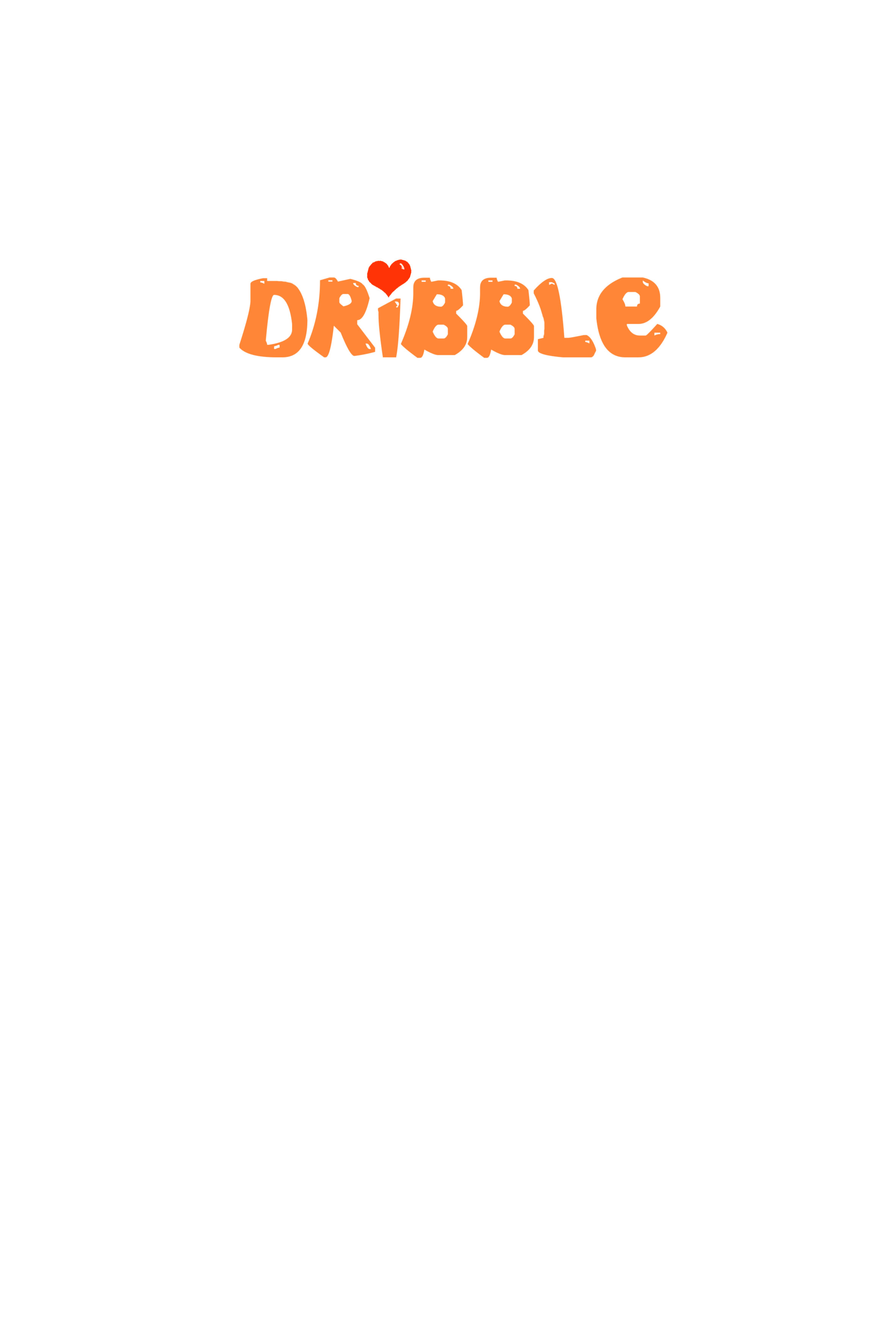 Разработка логотипа для сайта Dribbl.ru фото f_1145a9b40d710f43.jpg