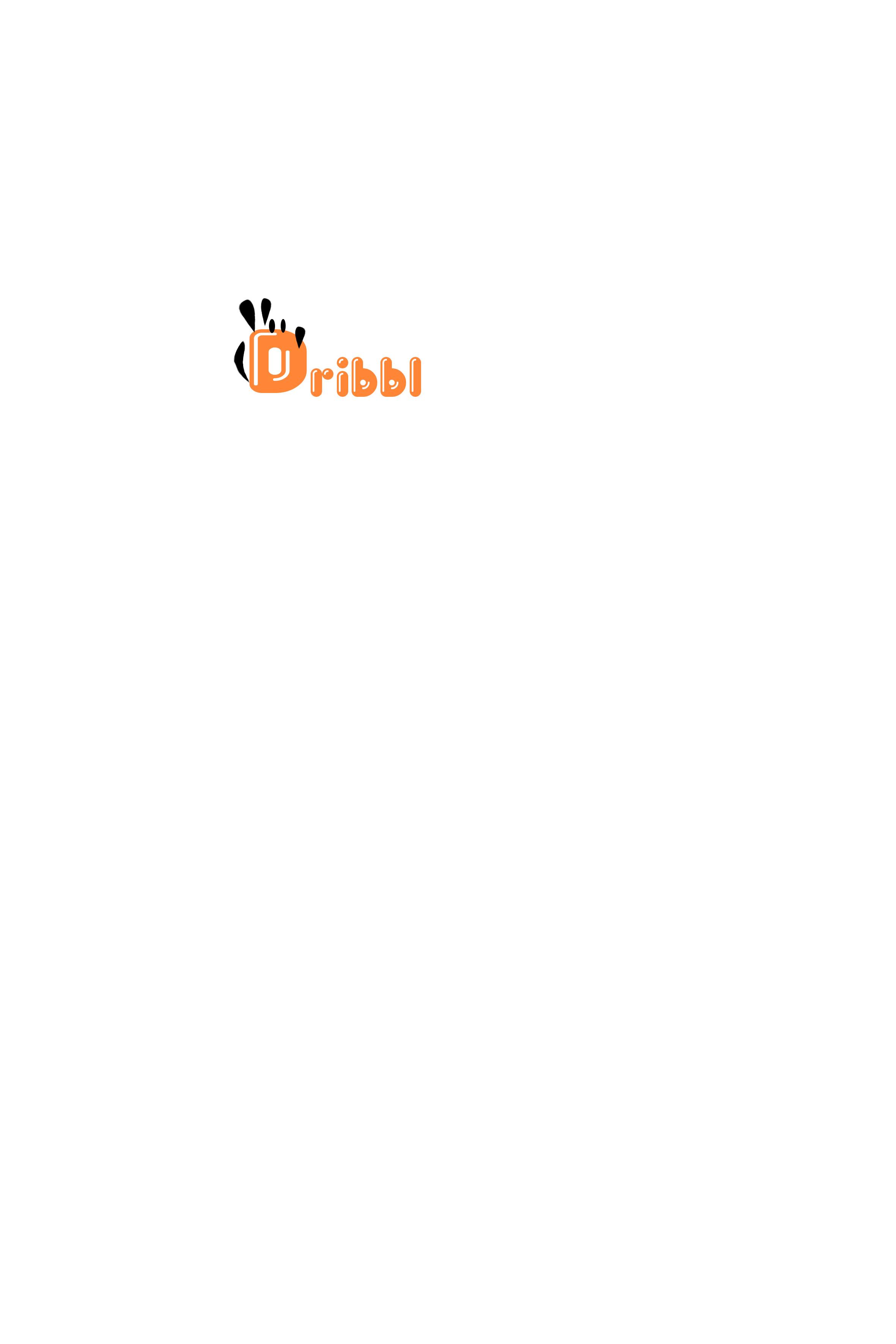 Разработка логотипа для сайта Dribbl.ru фото f_5195a9c2a005c4e4.jpg