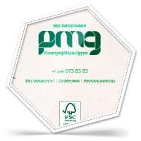 Второй сайт типографии PM-G