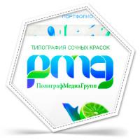 Сайт типографии PM-G