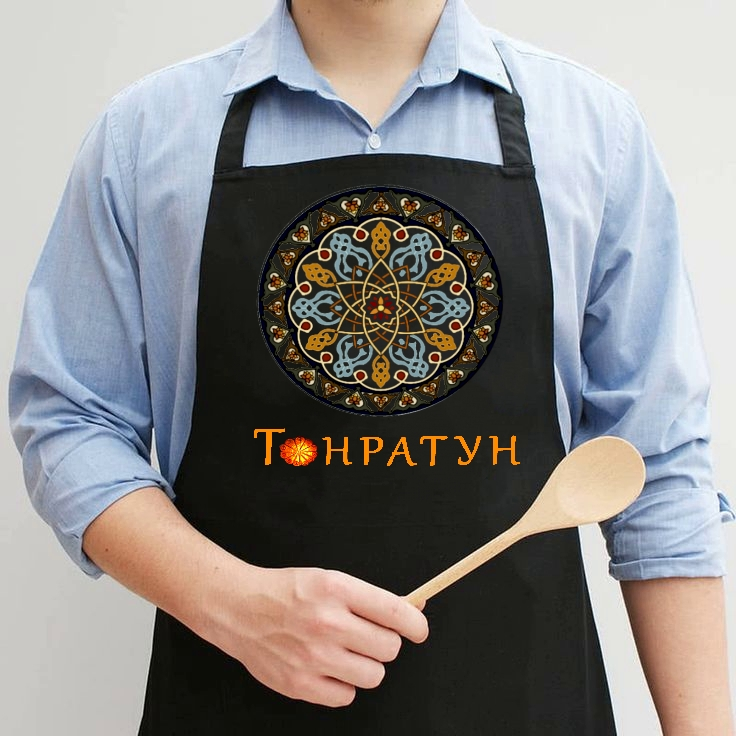 Логотип для Пекарни-Тандырной  фото f_2035d90a7d375827.jpg