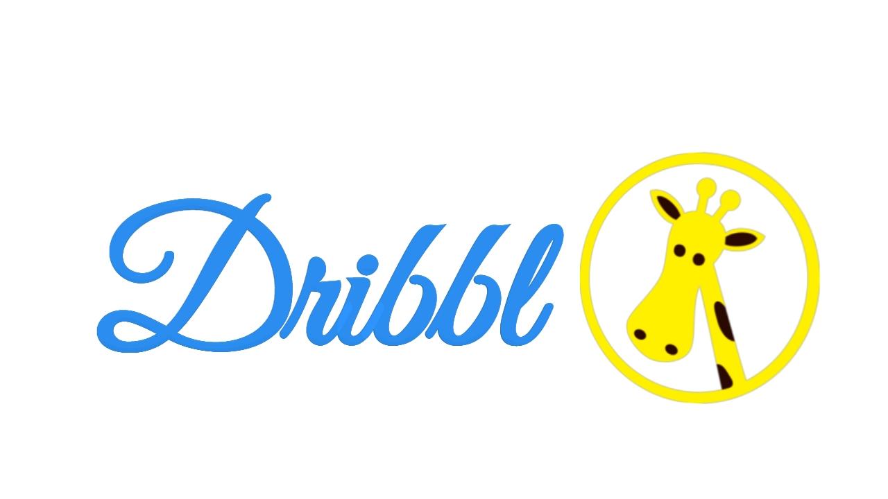 Разработка логотипа для сайта Dribbl.ru фото f_3375a9d145741aee.jpg