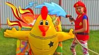 Видеомонтаж для детского ютуб канала Toy Baby Show
