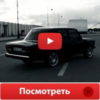 Видео для авто Black Vaz 2107