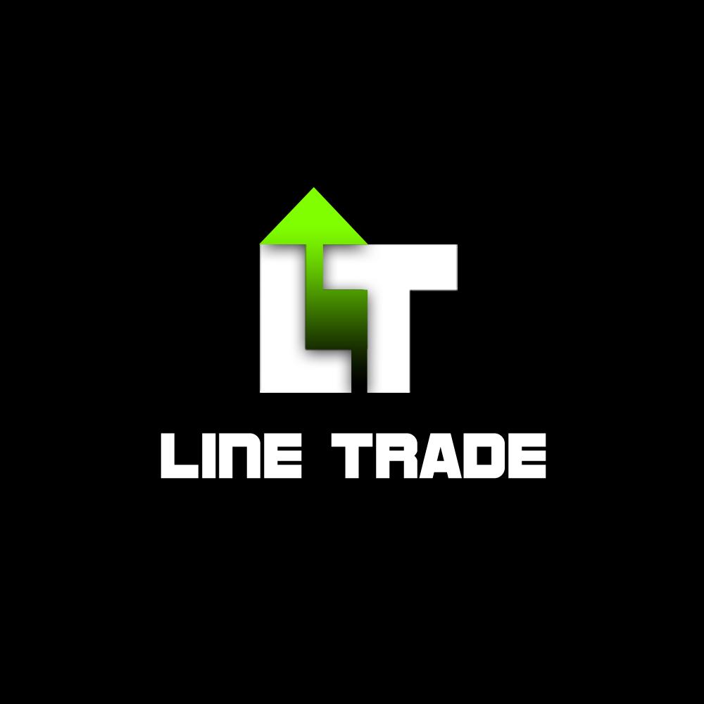 Разработка логотипа компании Line Trade фото f_12850fd0a9d4134b.jpg