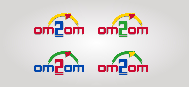 Разработка логотипа для краудфандинговой платформы om2om.md фото f_9295f58d0c206153.jpg
