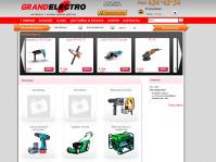 Интернет магазин GrandElectro
