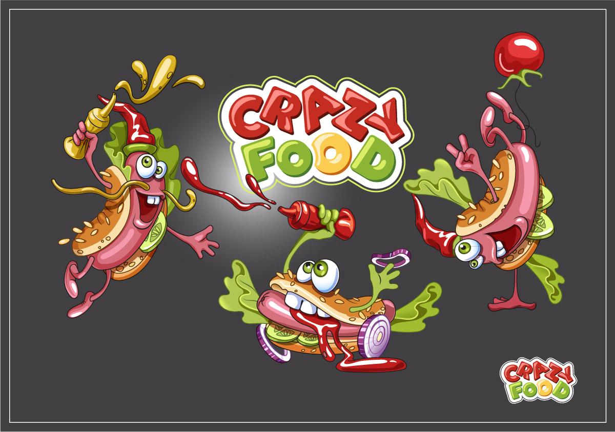 Разработать логотип и персонажа для кафе фото f_816595152a29d127.jpg