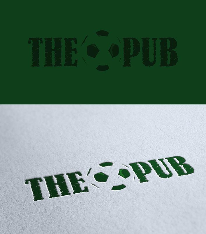 "Разработка логотипа торговой марки ""THEPUB"" фото f_83251f408d498804.png"