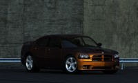 Dodge charger super bee srt8