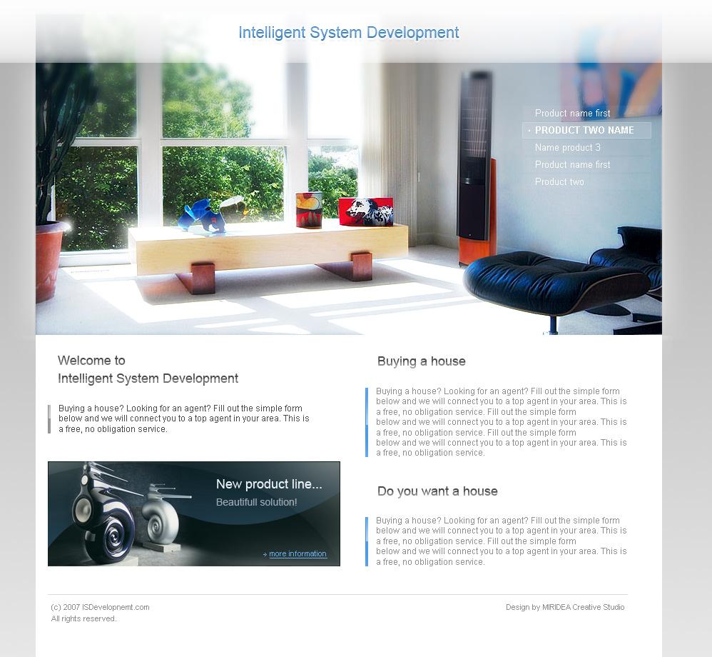 Intelligent System Development