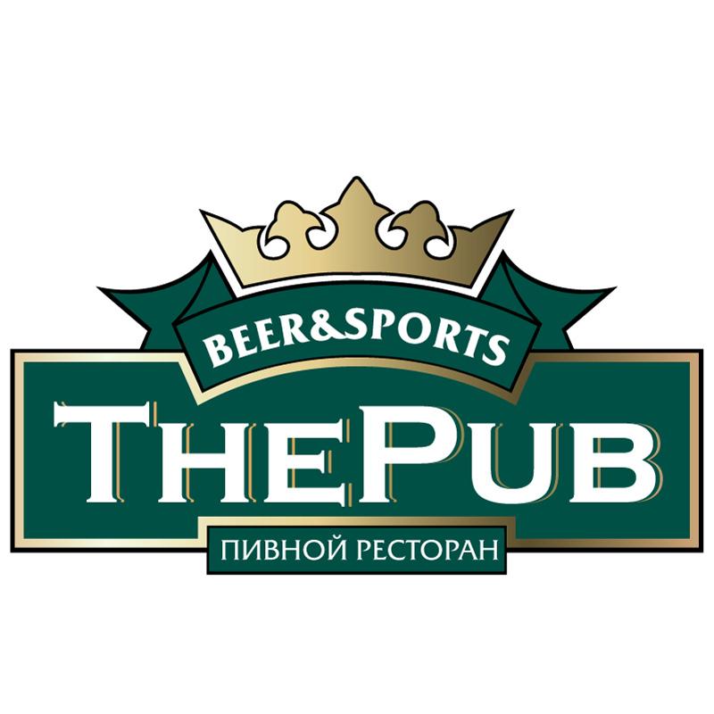 """Разработка логотипа торговой марки """"THEPUB"""" фото f_11151fbbbb5b50bf.jpg"""