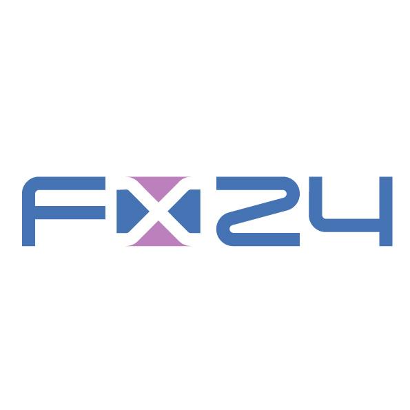 Разработка логотипа компании FX-24 фото f_121545d08debcad4.jpg