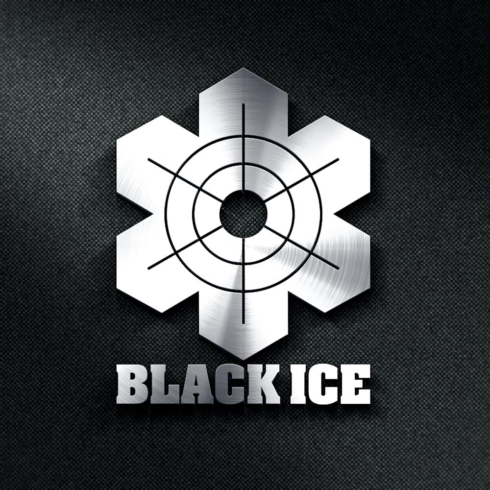 """Логотип + Фирменный стиль для компании """"BLACK ICE"""" фото f_37757151c3638d21.jpg"""
