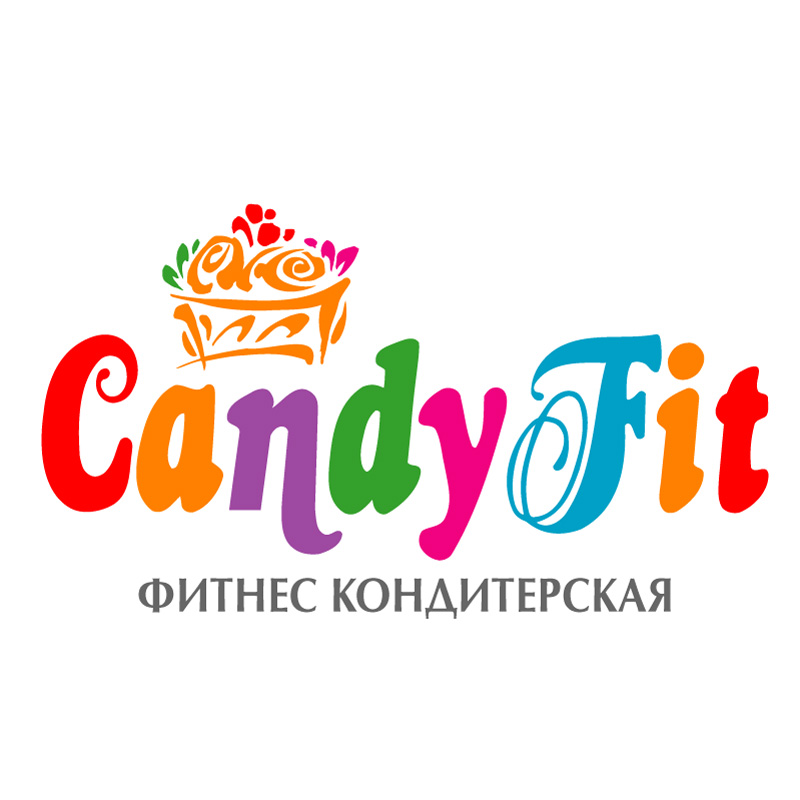 "Разработать логотип для ""CandyFit"" фото f_41251e945b0c5890.jpg"