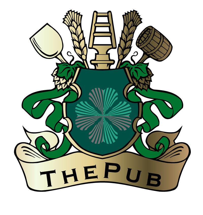 """Разработка логотипа торговой марки """"THEPUB"""" фото f_4145201233c66156.jpg"""