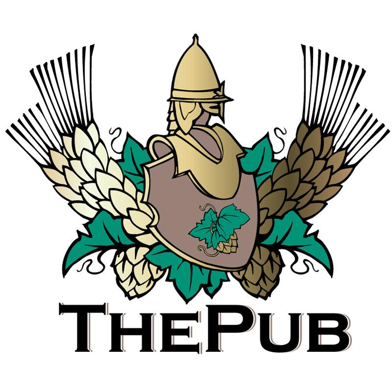 """Разработка логотипа торговой марки """"THEPUB"""" фото f_50851eed3c8ba2a0.jpg"""